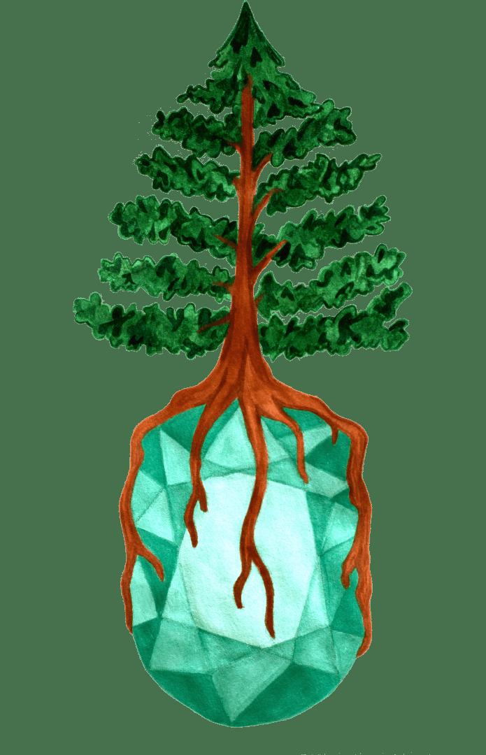 EmeraldTreeService.ca logo